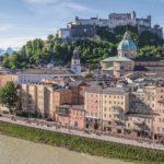Alle unter einem D-A-CH - Salzburg Marathon