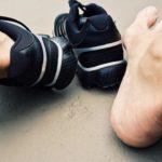 Über gesunde Füße
