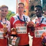 Rot-weiß-rote Marathon Hoffnungen