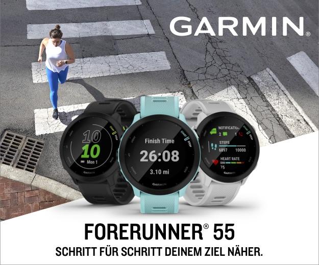 Running Garmin